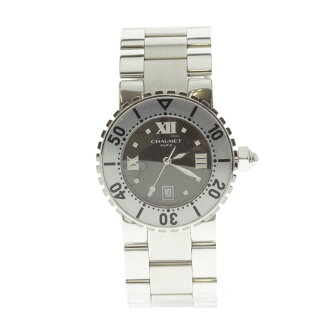 Chaumet class one watch SS Lady's fs3gm