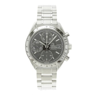 OMEGA Speedmaster date automatic watch SS men