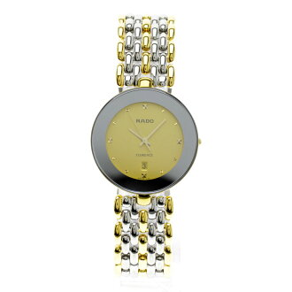 RADO Florence watch SS/GP mens