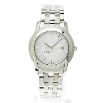 GUCCI5500XL watch SS men