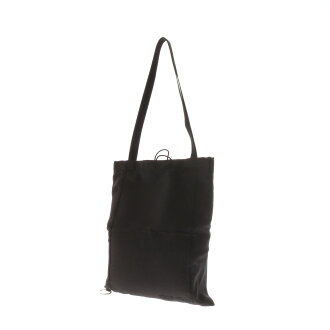 Entering MIUMIU logo key ring tote bag canvas unisex fs3gm belonging to