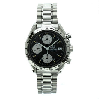 3511-50 OMEGA speed master watch SS men