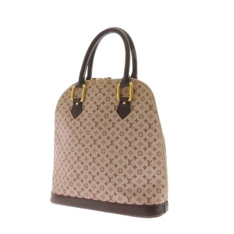 LOUIS VUITTON アルマ オ M92202 tote bag monogram mini-canvas Lady's
