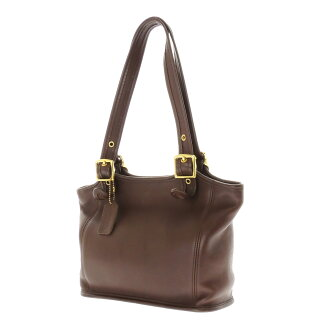 COACH9086 semishoulder shoulder bag calf Womens
