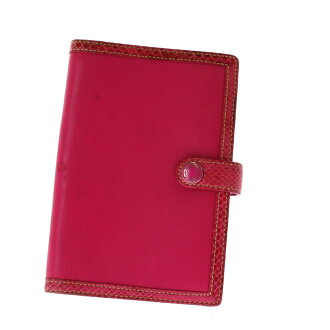 COACH pocketbook case cover Leather Womens