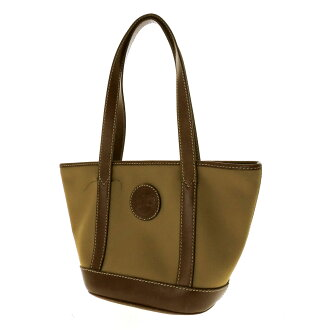 HUNTING WORLD Safari bag canvas / Leather Womens