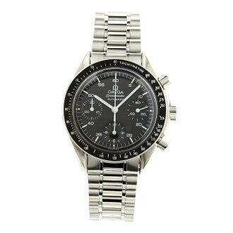 Finish 3510-50 OMEGA speed master OH; watch SS men
