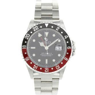 2 ROLEX16710 GMT master watch SS men