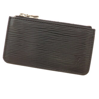 LOUIS VUITTON coin purse holder key holder M63802 エピレザー unisex upup7