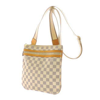 Women's shoulder bags Damier Canvas, LOUIS VUITTON pochettbosfor N51112