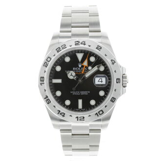 ROLEX Explorer 2 216570 SS mens watch