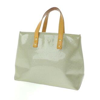 LOUIS VUITTON lead PM handbag Vernis women's