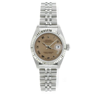 79174 ROLEX Oyster Perpetual Datejust ladies watch K18WG/SS