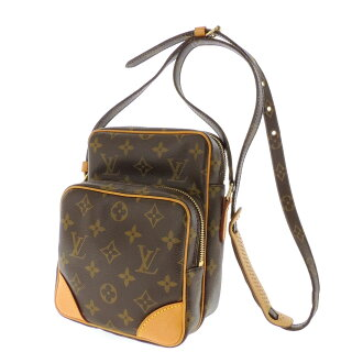 LOUIS VUITTON Amazon M45236 shoulder bag monogram canvas Lady's