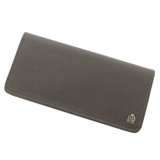 Motif wallet Dunhill ( purses and ) leather men's