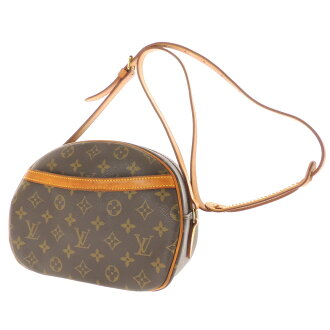 LOUIS VUITTON blower M51221 shoulder bag Monogram Canvas ladies