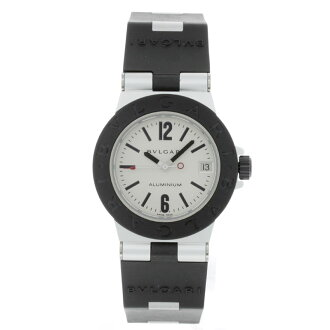 BVLGARI Diagono AL29TAVD watch rubber ladies