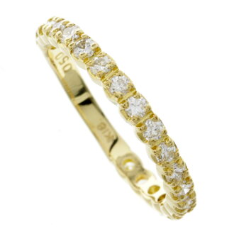 SELECT JEWELRY diamond rings K18 gold ladies