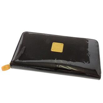 MCM motif wallets (purses and) enamel ladies