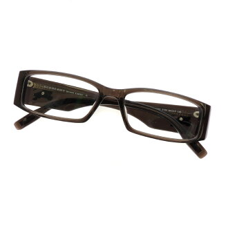BURBERRY black label glasses unisex
