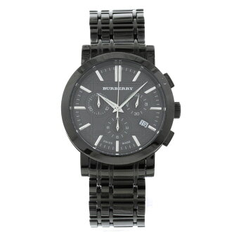 BURBERRY Tudor chart BU1373 watch SS men