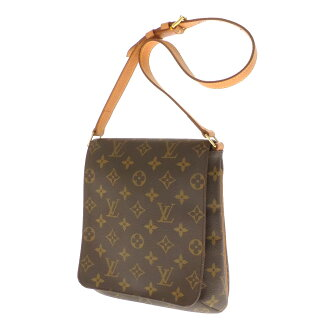 LOUIS VUITTON Musette Salsa S M51258 shoulder bag Monogram Canvas ladies fs3gm