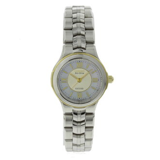 CITIZEN exceed watch titanium ladies