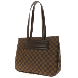 LOUIS VUITTON Parioli PM N51123 shoulder bag Damier Canvas women's fs3gm