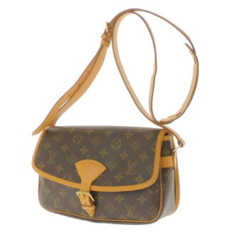 LOUIS VUITTON ソローニュ M42250 shoulder bag monogram canvas Lady's