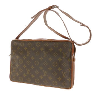LOUIS VUITTON case band re-yell abolished turn product M51364 shoulder bag monogram canvas Lady's