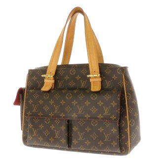 LOUIS VUITTON ミュルチプリ cite M51162 shoulder bag Monogram Canvas ladies