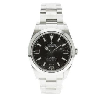 214270 ROLEX オイスターパーペチュアルエクスプローラー 1 new watch SS men