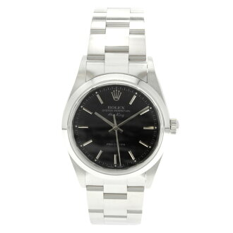 ROLEX Air-King watch 14000M watch SS men