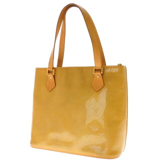 LOUIS VUITTON Houston M91004 Tote モノグラムヴェルニ ladies