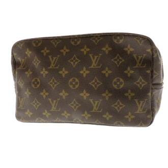 28 LOUIS VUITTON toe Ruth toilette M47522 makeup porch monogram canvas Lady's