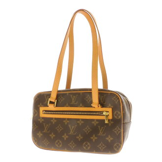 LOUIS VUITTON protagonist MM M51182 shoulder bag monogram canvas Lady's