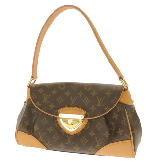 LOUIS VUITTON Beverly MM M40121 shoulder bag Monogram Canvas ladies