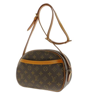 LOUIS VUITTON blower M51221 shoulder bag monogram canvas Lady's