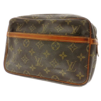 LOUIS VUITTON コンビエーニュ M51845 second bag Monogram Canvas mens