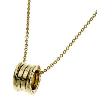 BVLGARI B-zero1TOP necklace necklace pendant K18 gold Lady's