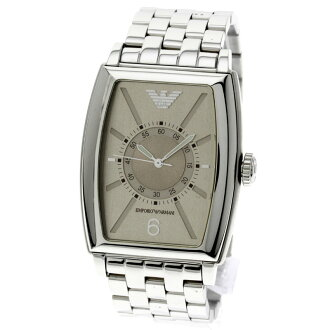 Emporio Armani AR0911 watch stainless steel men