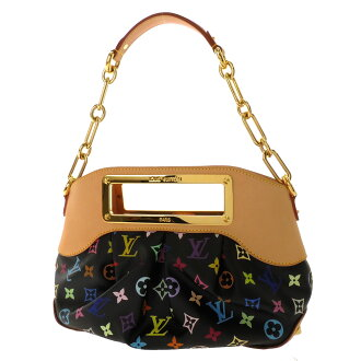 LOUIS VUITTON Judy PM M40258 shoulder bag monogram canvas Lady's fs3gm