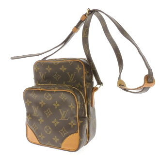 LOUIS VUITTON Amazon M45236 shoulder bag monogram canvas Lady's fs3gm