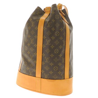 LOUIS VUITTON ランドネ PM M42243 shoulder bag monogram canvas Lady's fs3gm