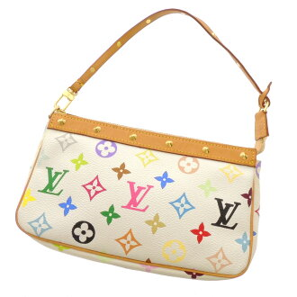 LOUIS VUITTON ポシェットアクセソワール M92649 accessories porch monogram canvas Lady's fs3gm
