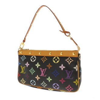 LOUIS VUITTON ポシェットアクセソワール M92648 accessories porch monogram canvas Lady's