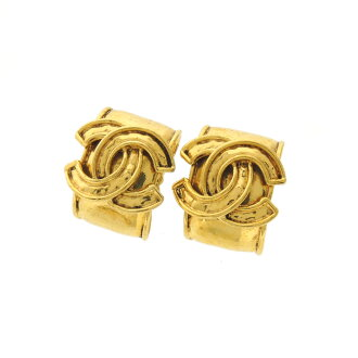CHANEL here mark earrings - Lady's