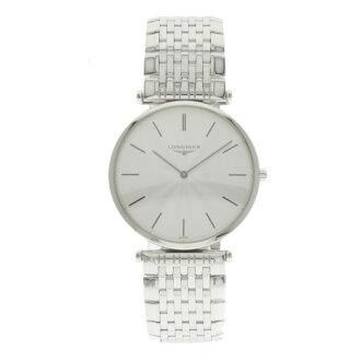 LONGINES L4.709.4 La Gran classic stainless steel mens watches