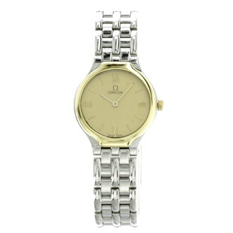 OMEGA Devil watch stainless steel ladies