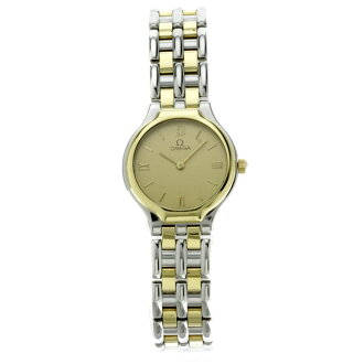 OMEGA devil watch stainless steel /GP Lady's
